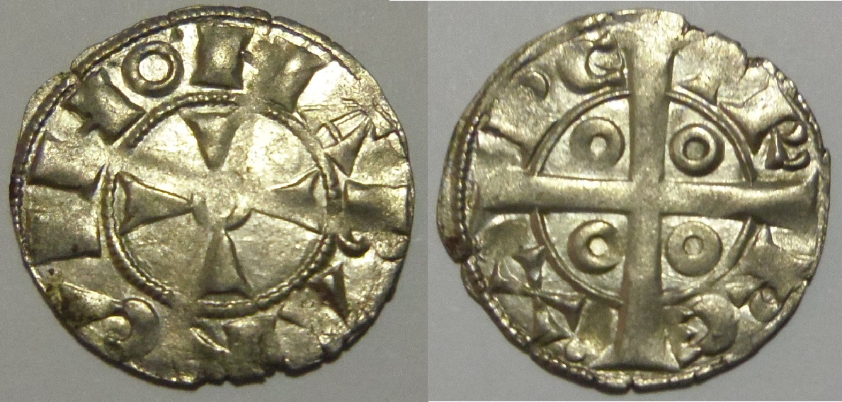 Dinero. Pedro II. Barcelona. (1196-1213). IMGP3318