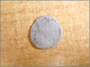 Dinero de Jaime I de Aragón  1239-1276 Valencia. P1150054