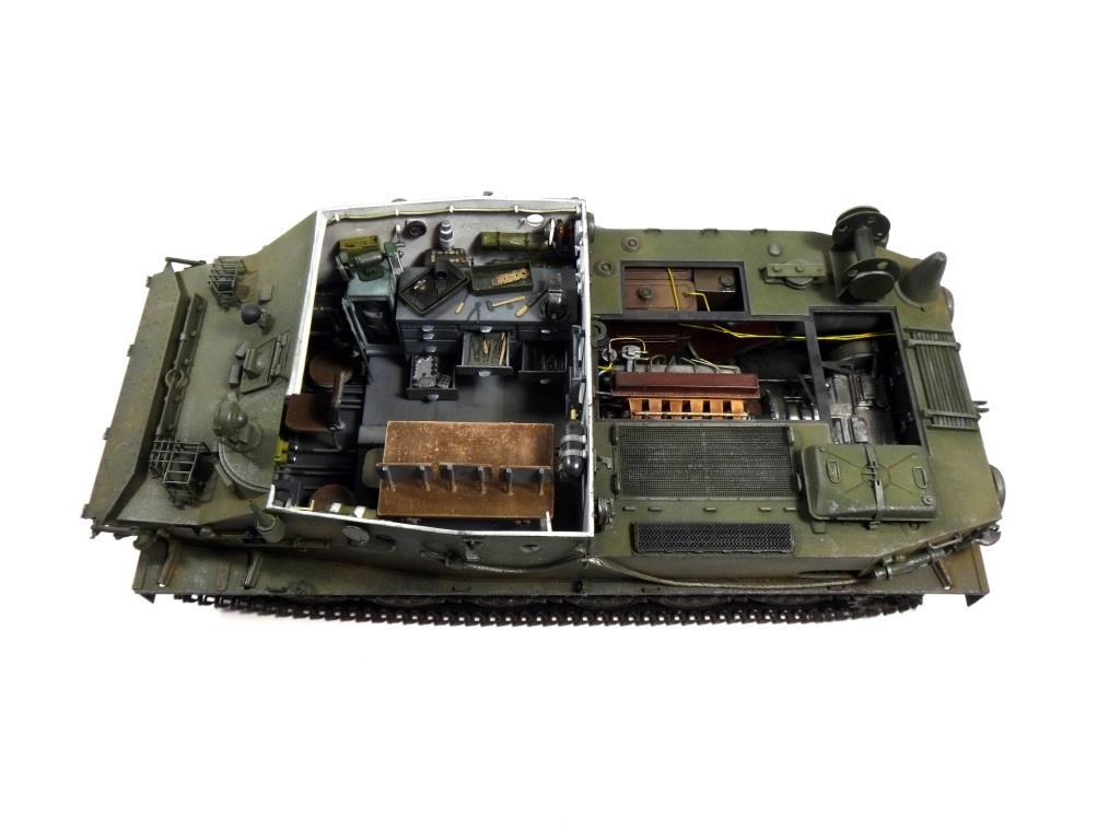 МТП на базе БТР-50ПК ГОТОВО - Страница 6 DSC01198