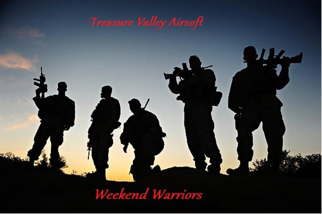 Treasure Valley Airsoft