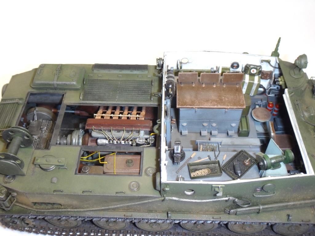 МТП на базе БТР-50ПК ГОТОВО - Страница 6 DSC01205