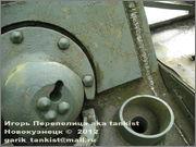 Советский тяжелый танк КВ-1, завод № 371,  1943 год,  поселок Ропша, Ленинградская область. 1_129