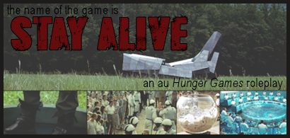 Stay Alive HG Mini_Banner
