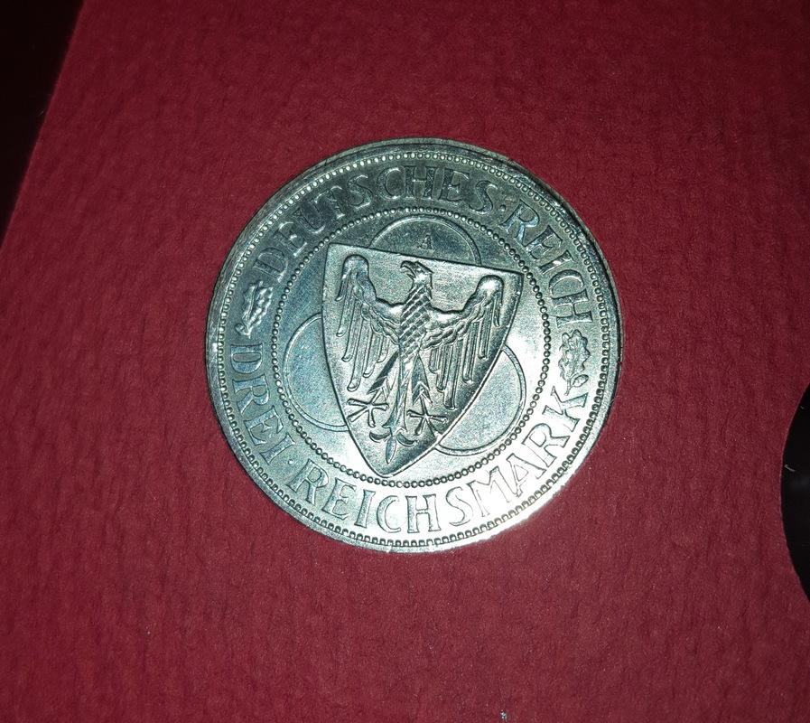 Monedas Conmemorativas de la Republica de Weimar y la Rep. Federal de Alemania 1919-1957 20170609_081457