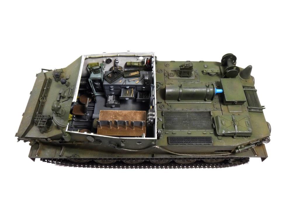 МТП на базе БТР-50ПК ГОТОВО - Страница 6 DSC01189