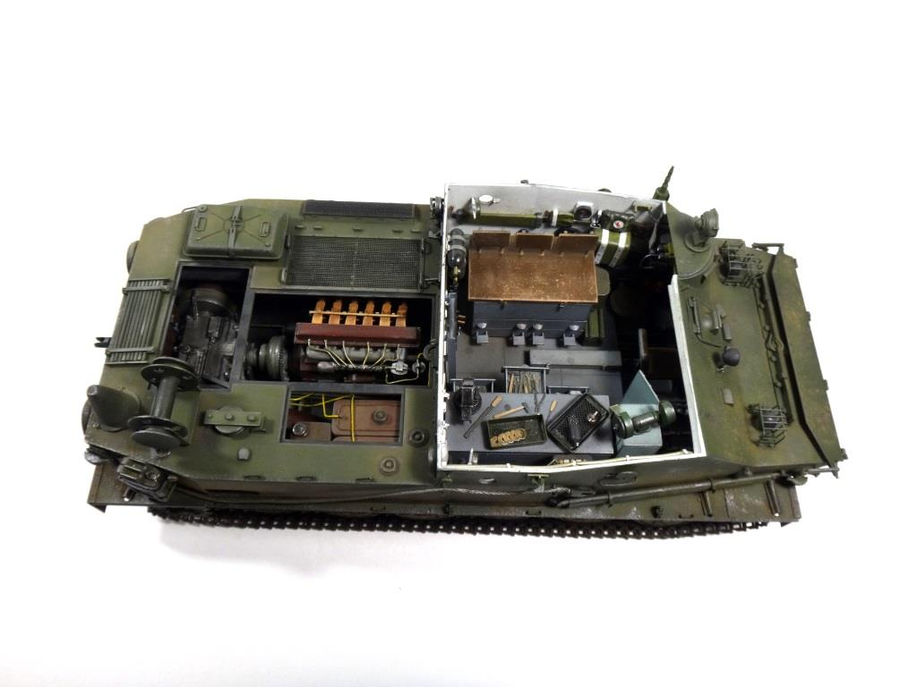 МТП на базе БТР-50ПК ГОТОВО - Страница 6 DSC01202