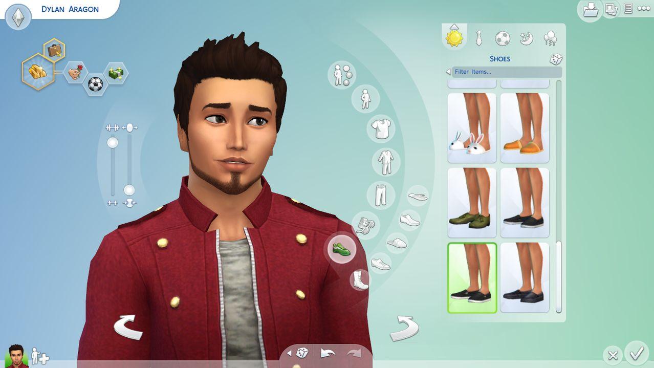 Elina The Sims 4 pildid - 6 juuni 2018 Dylan