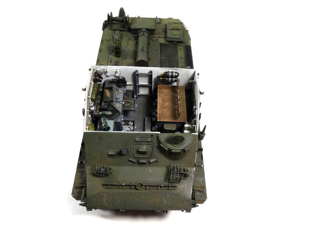 МТП на базе БТР-50ПК ГОТОВО - Страница 6 DSC01196