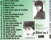Semsa Suljakovic 2008 - Diskos Hitovi Zadnja_1