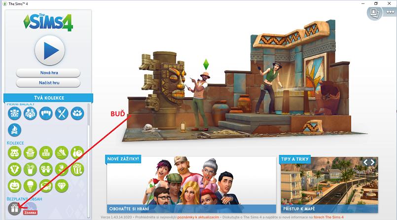 Co je nového ve světě The Sims 4 - Stránka 2 Screenshot_24