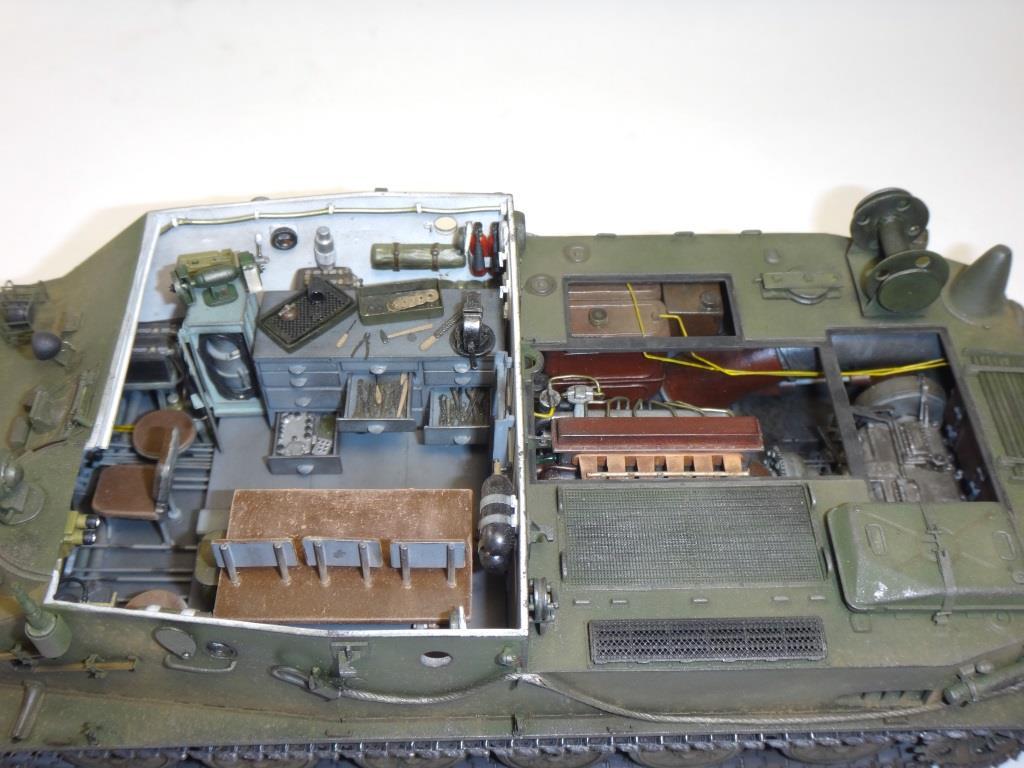 МТП на базе БТР-50ПК ГОТОВО - Страница 6 DSC01209