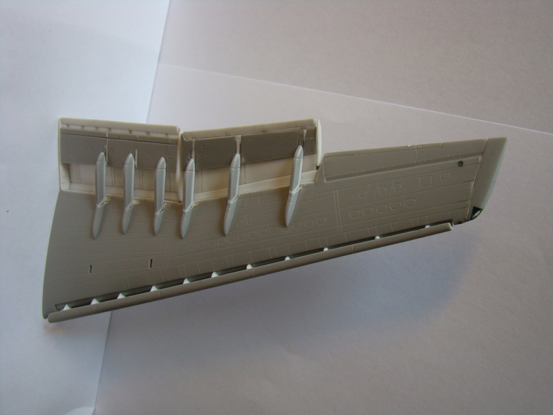 Ил-76 МД   TRUMPETER  М1:144 DSC07229