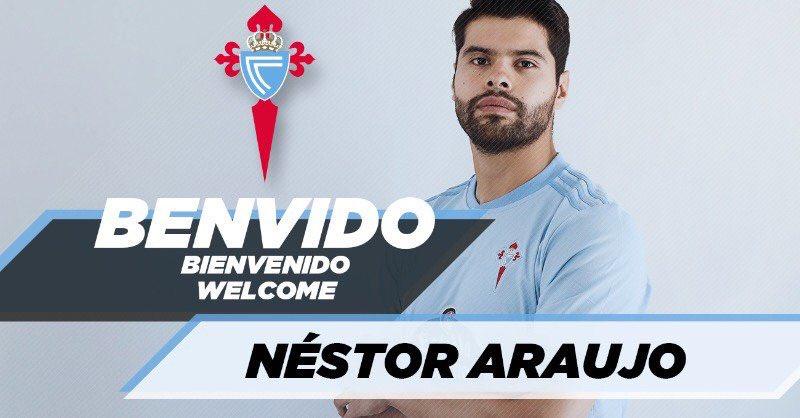 4. Néstor Araujo Nestor