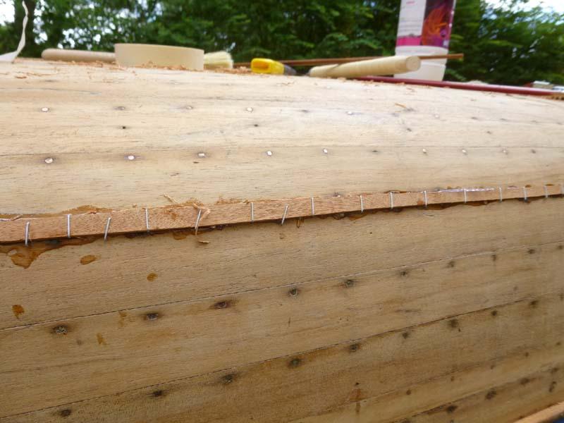 canoe bois...éviter les mauvaises surprises.... - Page 2 Repar3