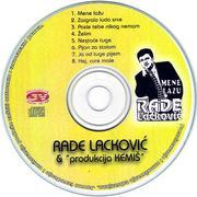 Rade Lackovic - Diskografija 1994_zcd