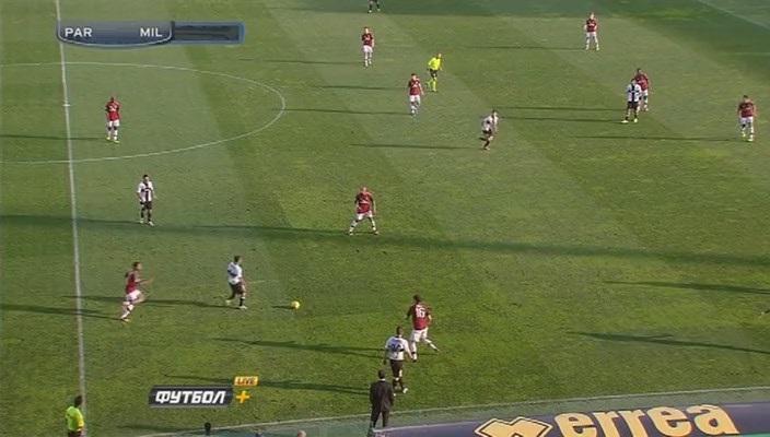 Serie A 2013/2014 - J9 - Parma Vs. AC Milán (400p) (Ucraniano) Image