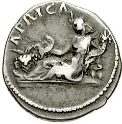 Glosario de monedas romanas. ESCORPIÓN. Image