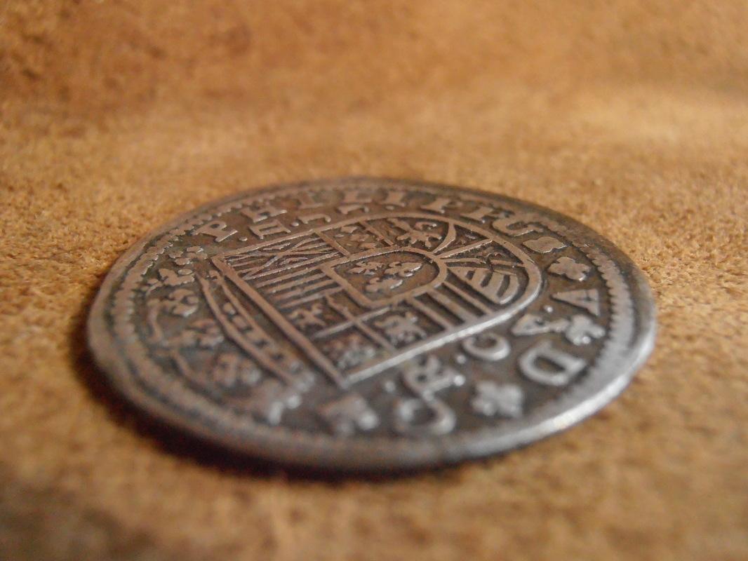 1718 - 2 Reales Felipe V ceca de Cuenca- 1718 P3150004