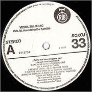 Vesna Zmijanac - Diskografija  - Page 3 Vesna_Zmijanac_1985_03_29_Ploca_A_strana