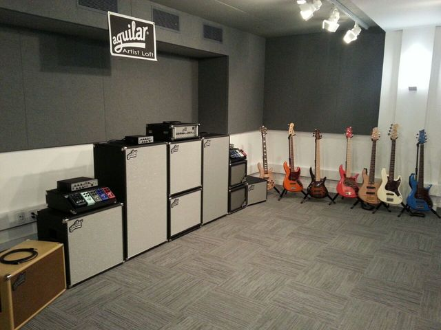 Aguilar Amps! IMG_0481