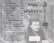 Rade Lackovic - Diskografija Rade_Lackovic_1997_-_Vencanica_Zadnja