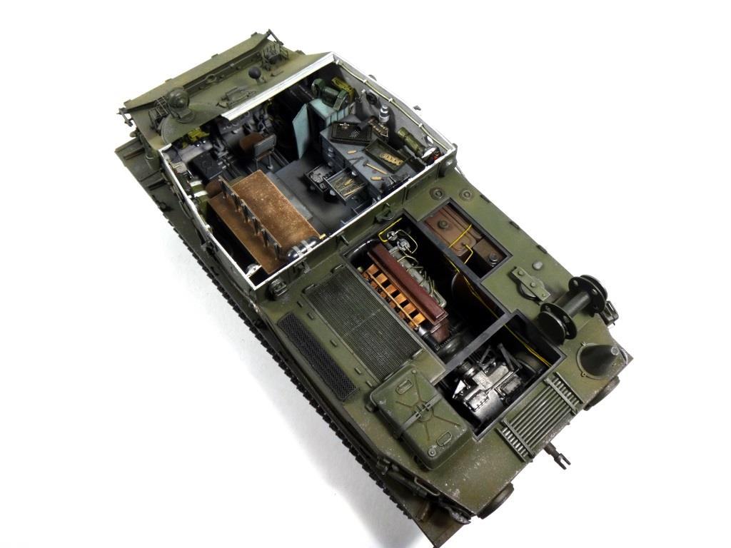 МТП на базе БТР-50ПК ГОТОВО - Страница 6 DSC01199