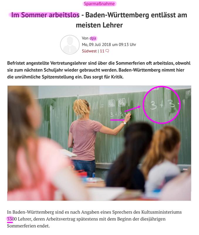 Dreiunddreißig – 33 33lehrer