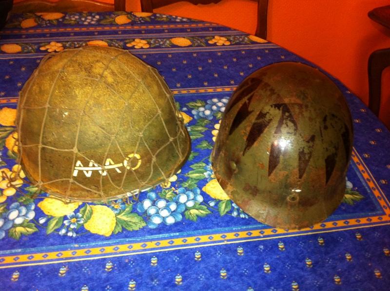 Deux casque américains IMG_0496
