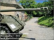 Советский тяжелый танк ИС-2, ЧКЗ, февраль 1944 г.,  Музей вооружения в Цитадели г.Познань, Польша. 2_175