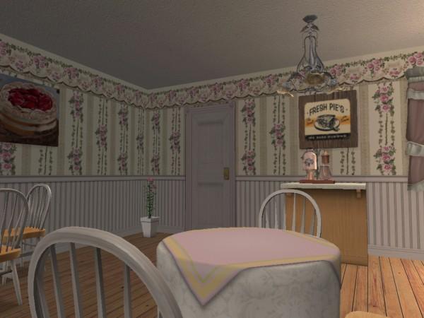 Babiččina kavárna Uvnitr1r