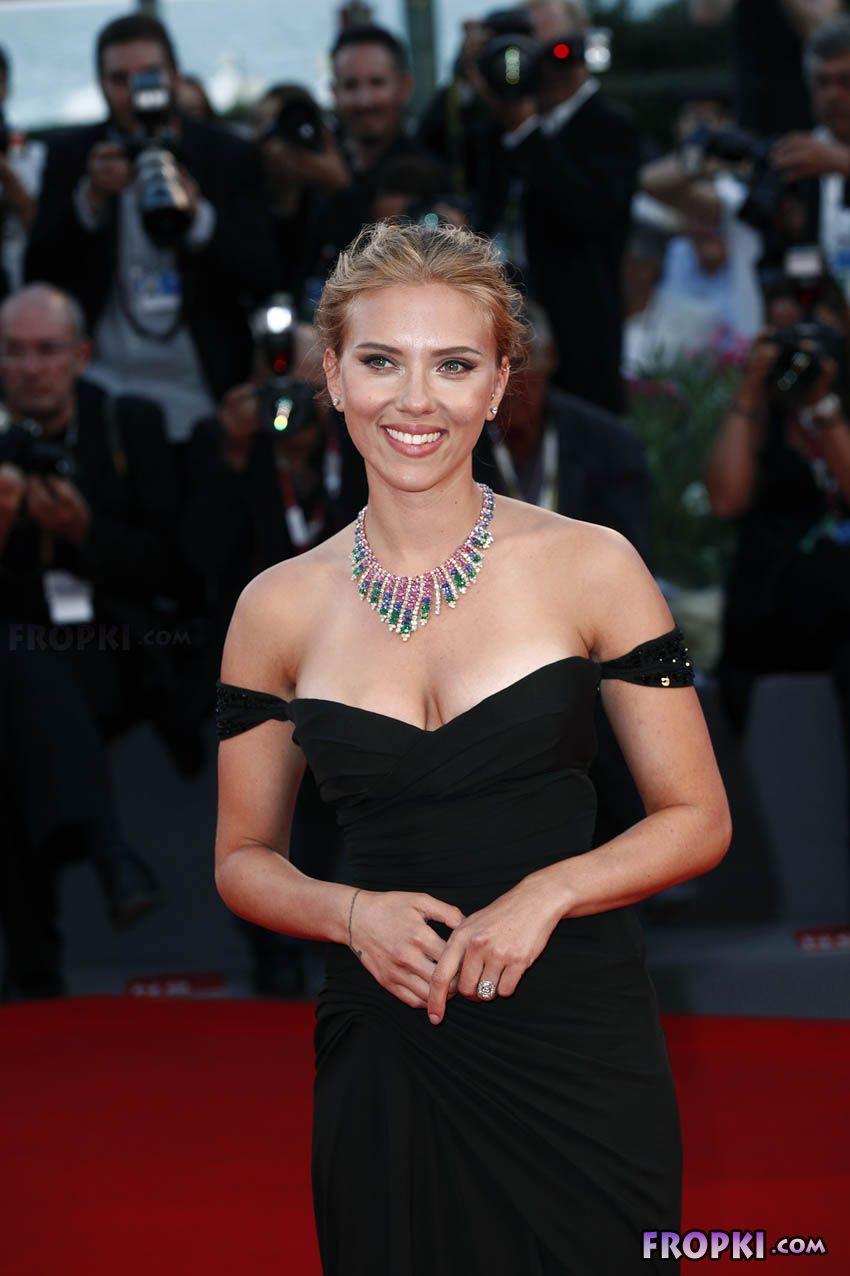 Scarlett Johansson Fropki 13