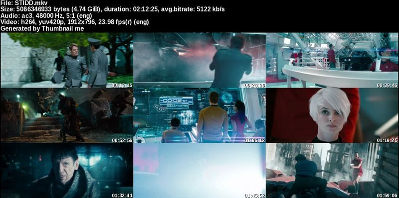 Star Trek Into Darkness (2013) 1080p WEB DL H264 PublicHD 0h7k