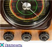 """1940-41 год. Радиоприемник  """"VEFSUPER M517G"""". F86fe05ef0fdt"""