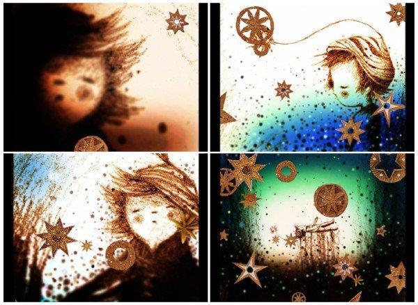 Рисунки детства от May Ann Licudine 3966d851a48c
