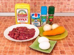Запеканки, суфле  и блюда из фарша C70f811a073b