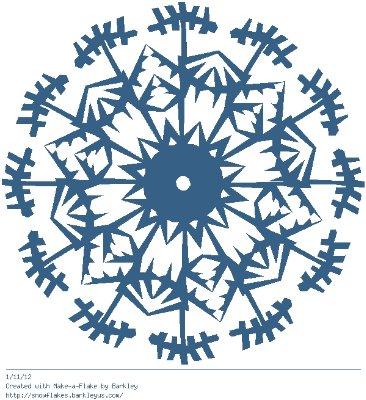 Зимнее рукоделие - вырезаем снежинки! - Страница 10 E137b574cdd1