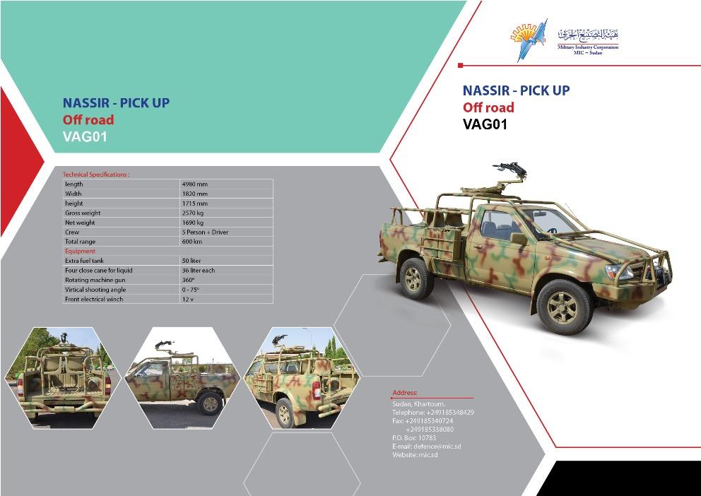l'industrie militaire dans le monde arabe - Page 3 Vag01