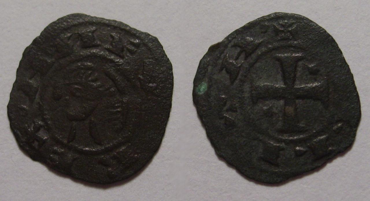 "Meaja tipo ""bienpeinao'' de Alfonso VIII. (1158-1214). Toledo Dinero_Alfonso_I"