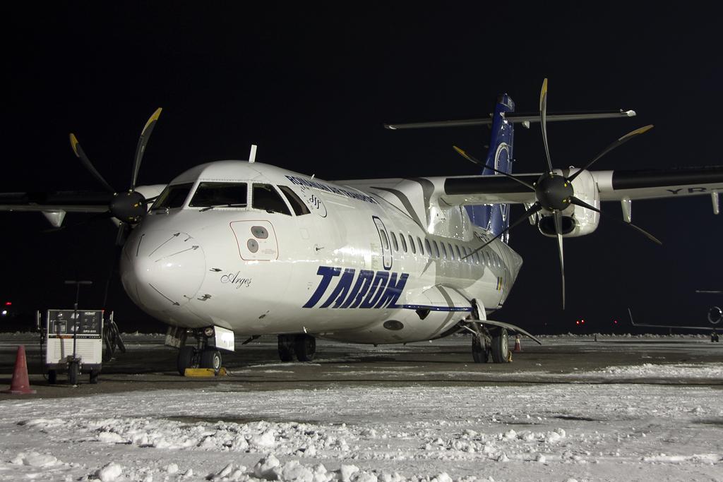 Aeroportul Suceava (Stefan Cel Mare) - Decembrie 2012  IMG_7905