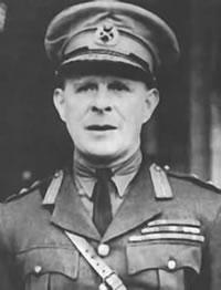 General Mariscal de Campo John Gort Gort