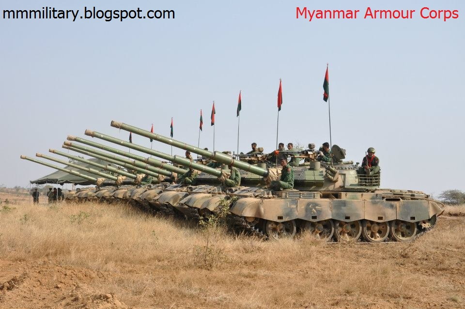 Forces armées birmanes/Myanmar Armed Forces/Tatmadaw - Page 2 Mmmilitary_Type_59_D_BTR_3_U_13