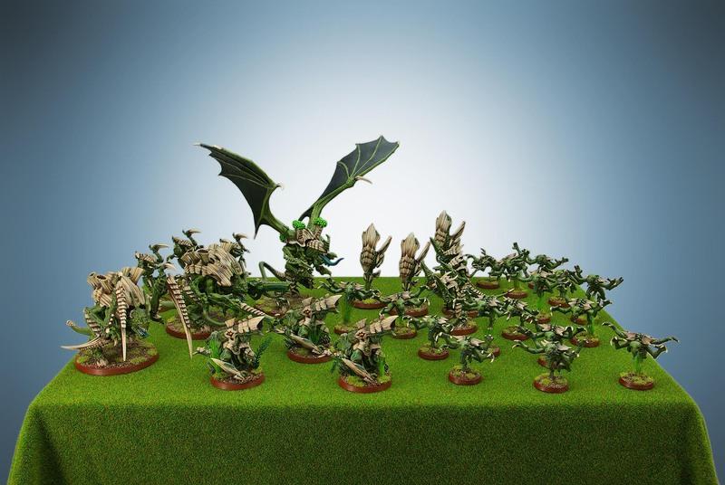 Armée des Tyranides Dikins_niebieska_winieta