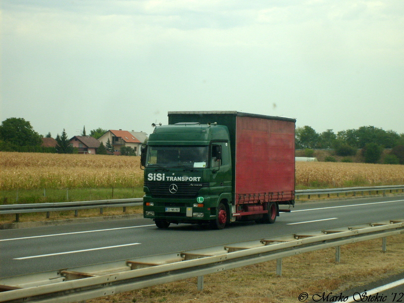 Actros Mp1  S6302056