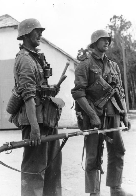 casco - Mis apuntes de WWII Bayoneta_3
