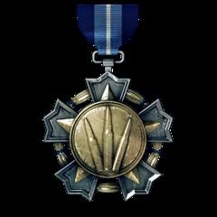 Medalhas BF3 Assault_service