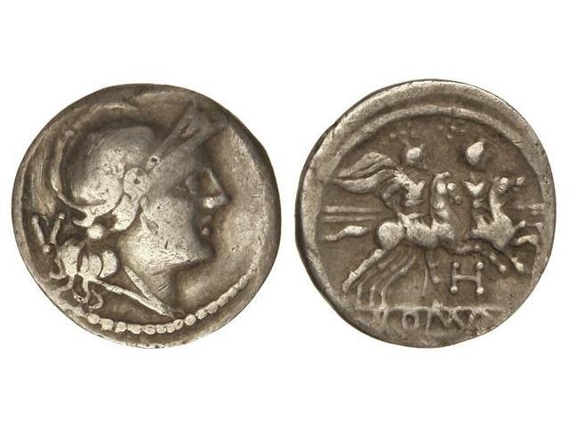 Denominación de monedas en la antigua Roma: La República. 0_0quinario_ag_repu