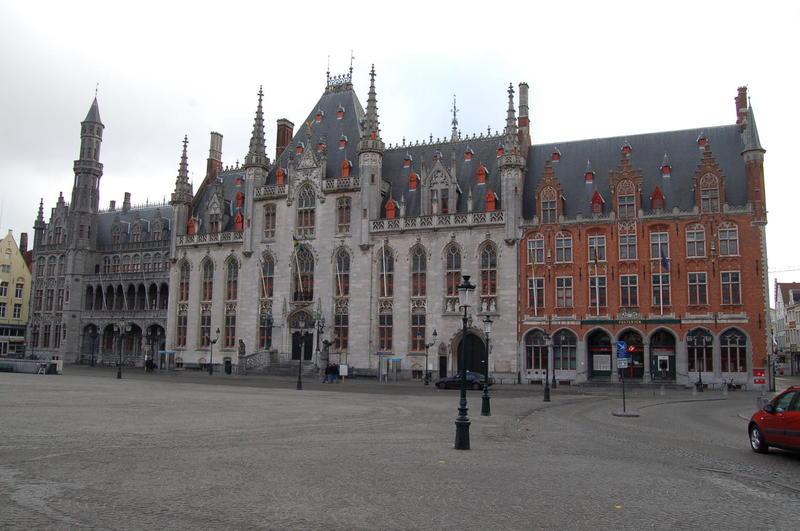 1 Patagón 1655. Felipe IV. Brujas. La Capital del Condado de Flandes. 090322002_1