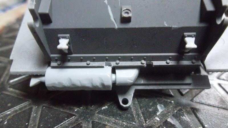 Bison / 15cm siG 33 auf  Pz.Kpfw I, 1/35, (MSD 3508). 04_03