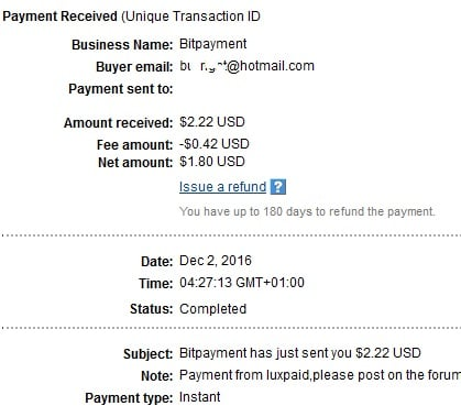 Luxpaid - luxpaid.com Luxpaidpayment