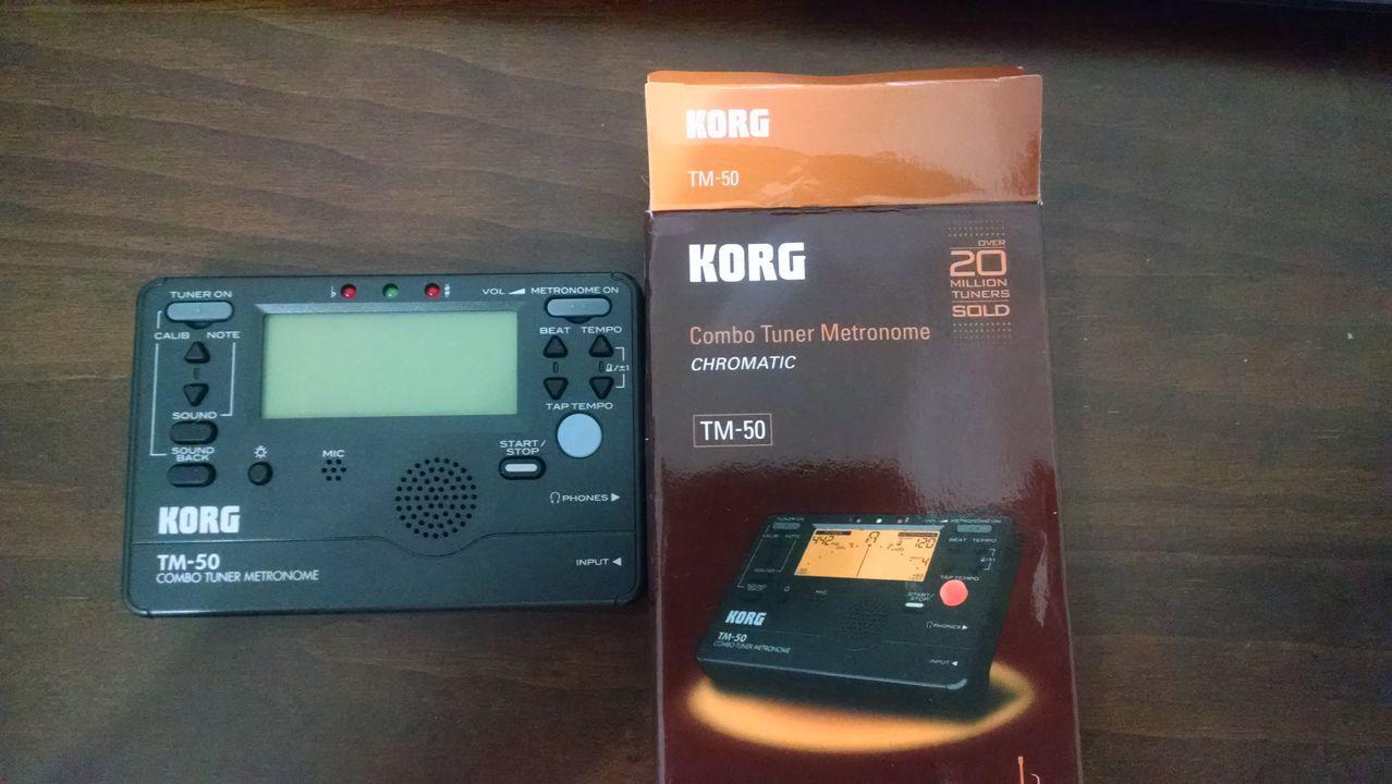 Comprando equipamentos no ebay - Parte II - Página 18 Korg_TM_50